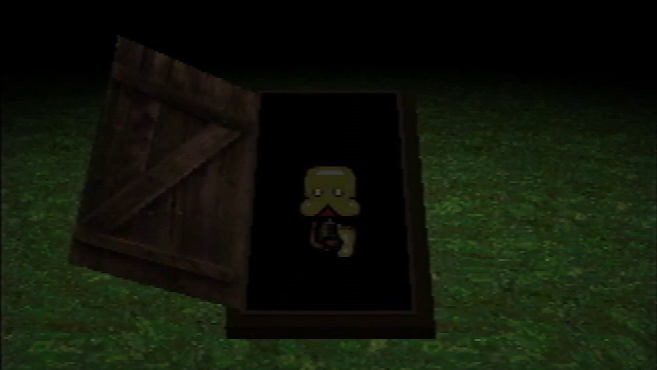 Petscop a game you will never play - Theory's for games