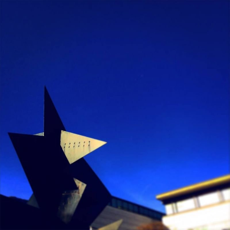 Grenoble en couleurs #2 Calder / musée de peinture de Grenoble