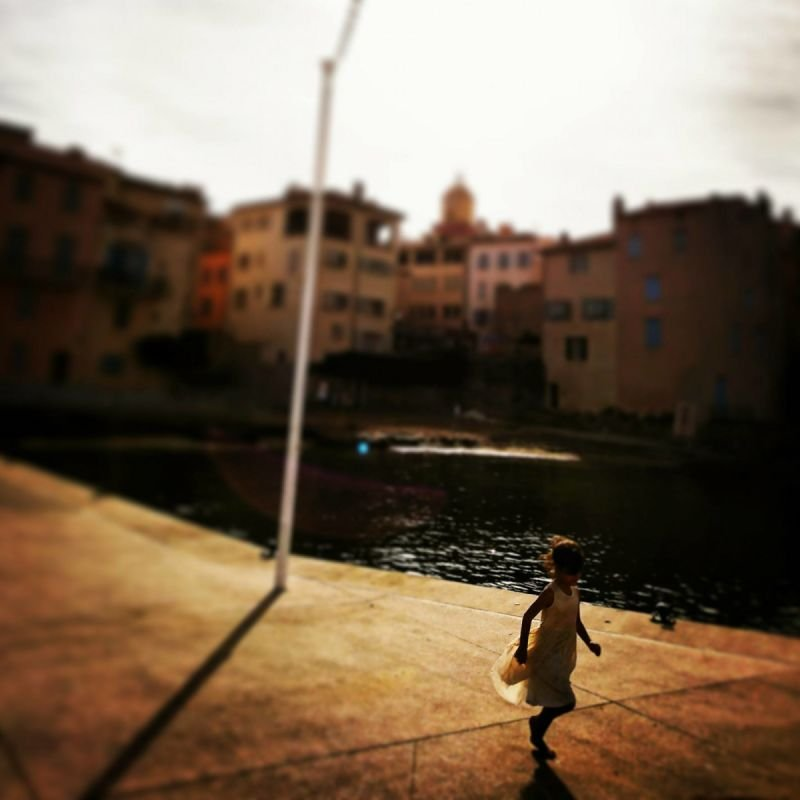 running girl #17