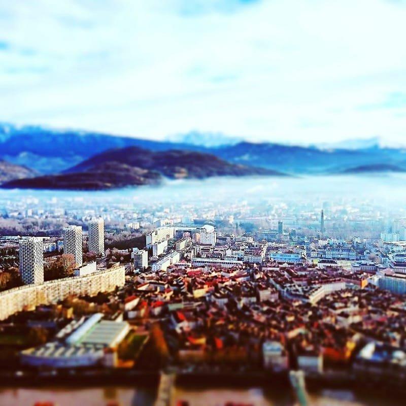 Grenoble en couleurs #20 coeur de ville historique
