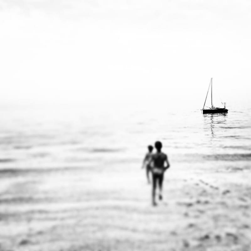 noir et blanc #14