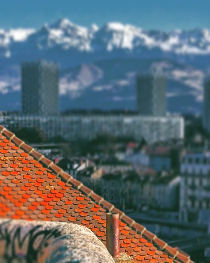Grenoble en couleurs #16 coeur de ville historique