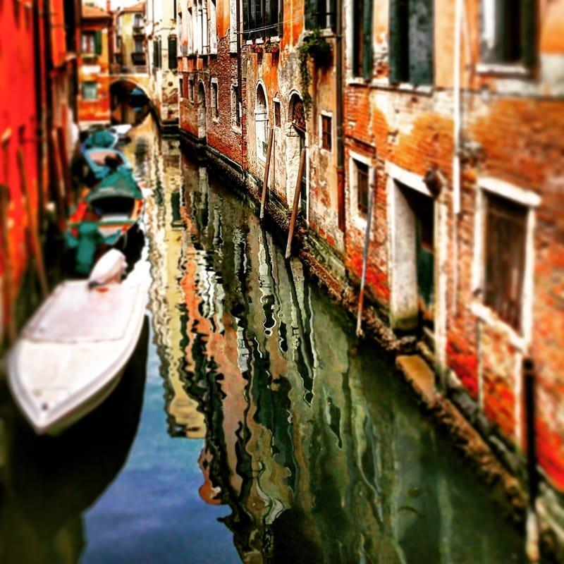 Venise. sur les pas d'Hugo #3