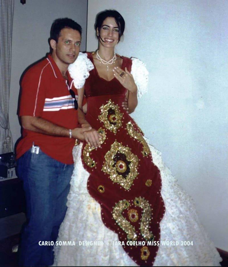 Miss Brazil 2004 Iara Coelho