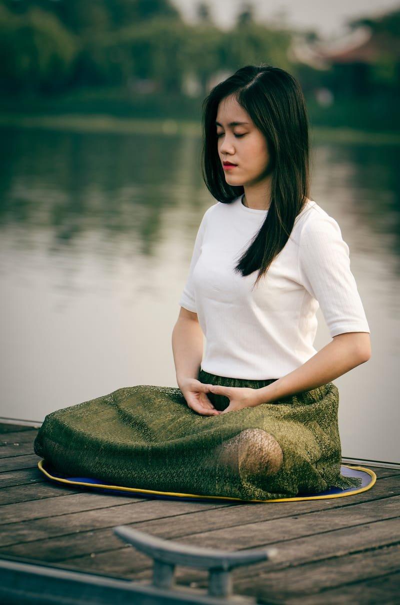 3) Meditation