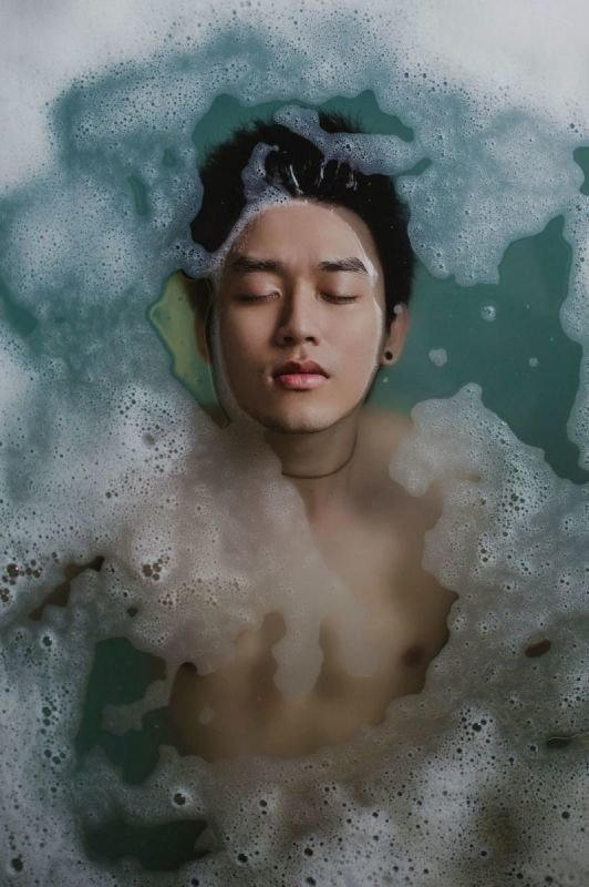 5) Water Therapy