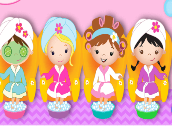 Little Princess Pamper Party Central Coast Party Planning