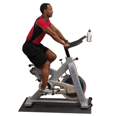 Does a recumbent bike work your gluteus?