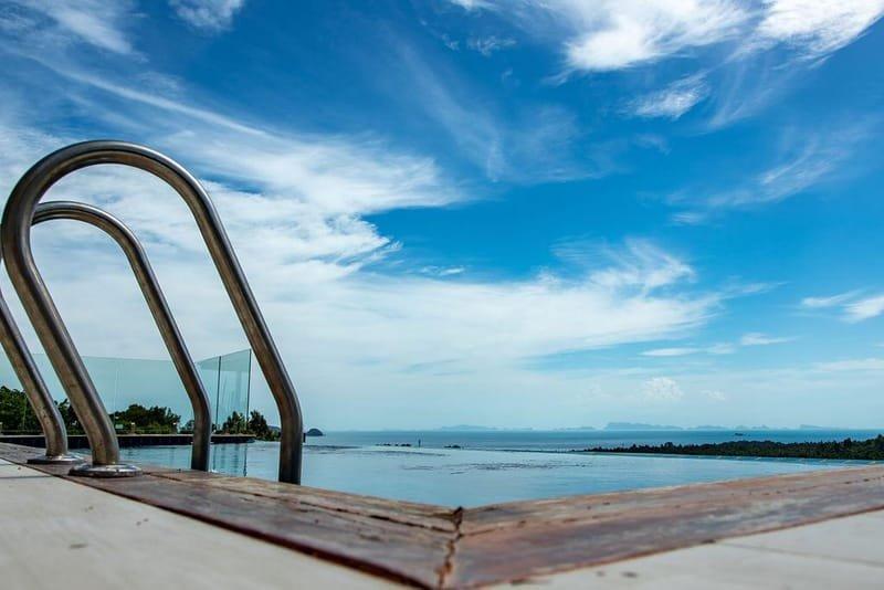 Koh Phangan Villas-תכנון ועיצוב פנים לפרויקט בתי נופש באי קופנגאן תיאלנד