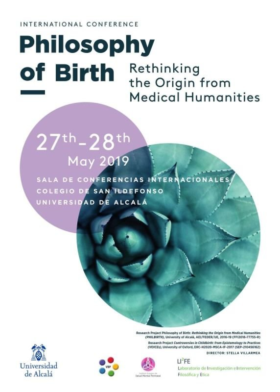 International Conference. Philosophy of Birth: Rethinking the Origins from Medical Humanities