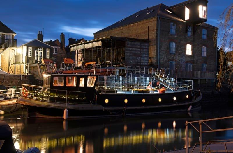 Dutch Barge, Fisherman's Wharf, Sandwich