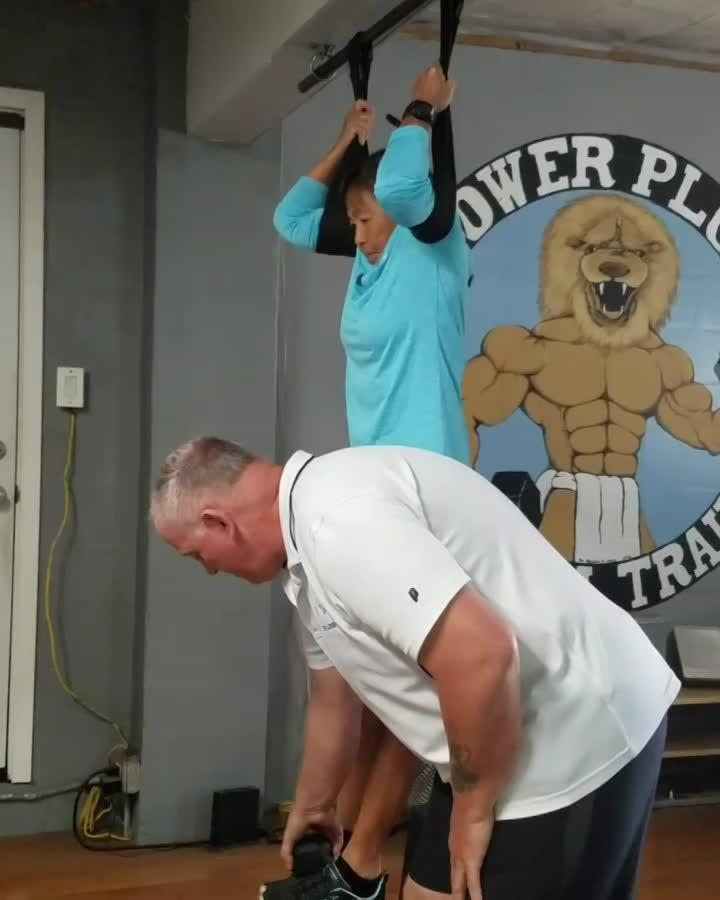 lower back rehab