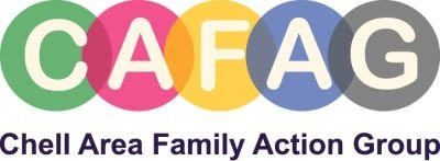 Working with Chell Area Family Action Group