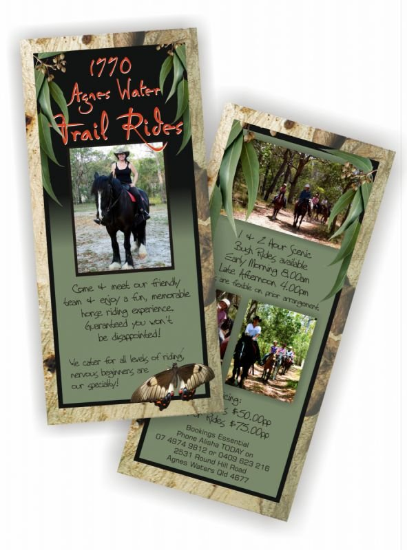 DL Flyer - 1770 Trail Rides