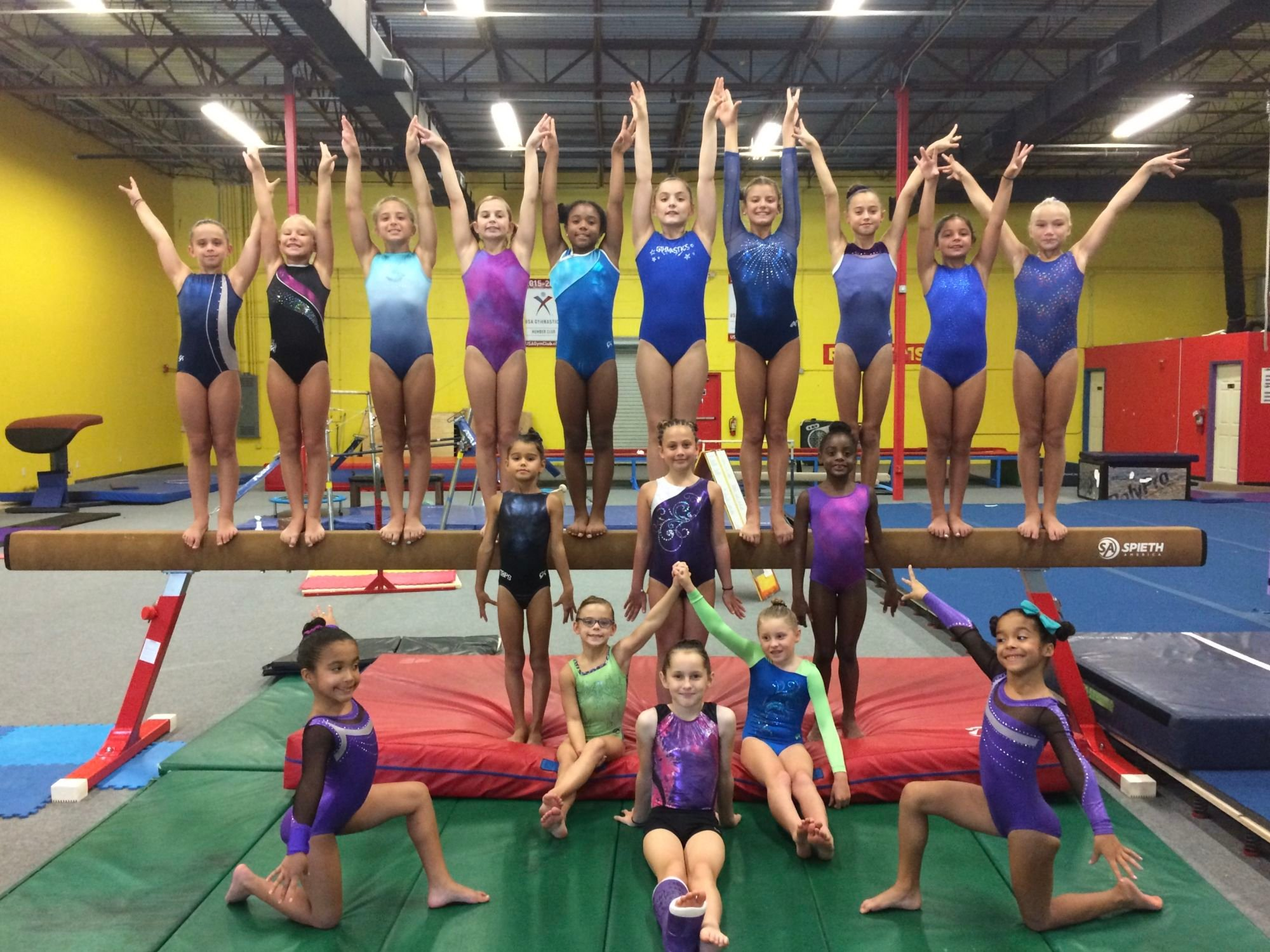 Image Result For Gymnastics Classes In Clermont Fl