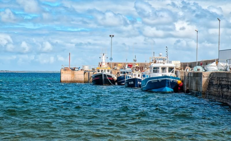 Blacksod harbour