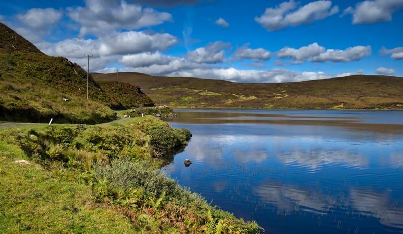 Bunaveela Lough near Keenagh