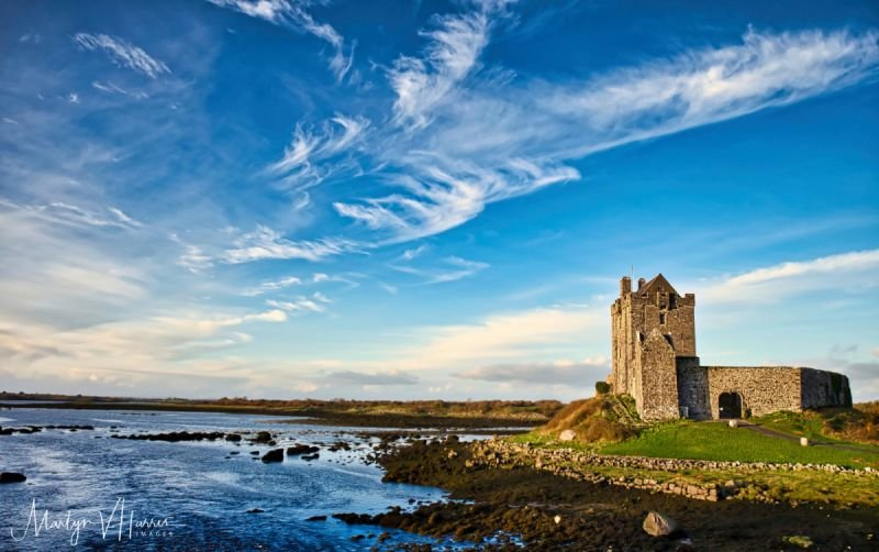 Dunguaire Castle, Galway