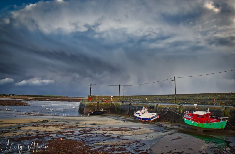 Barna Pier, Galway Bay