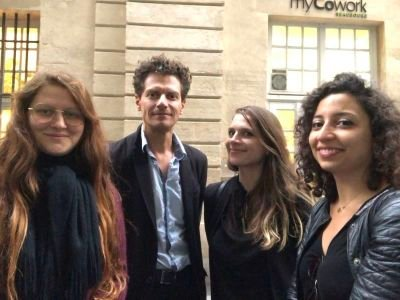 Jury Paris Music Competition 1° - 2019