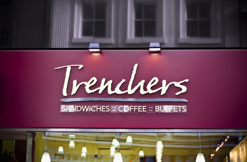 Trenchers Logo