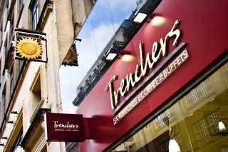 Trenchers Shop front