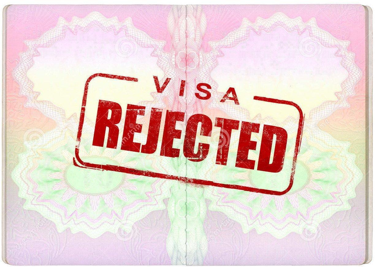 Visa Us Ditolak Wajib Baca Ini Amerika Visa Consultant