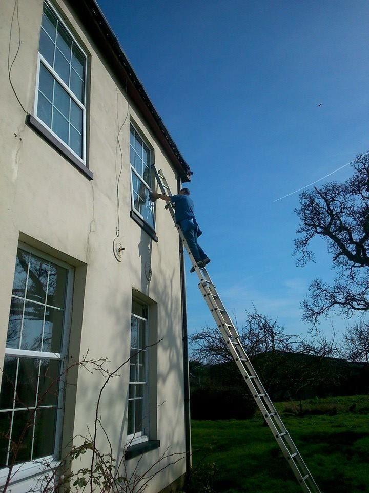 Classic window cleaning - Lowestoft and Kessingland