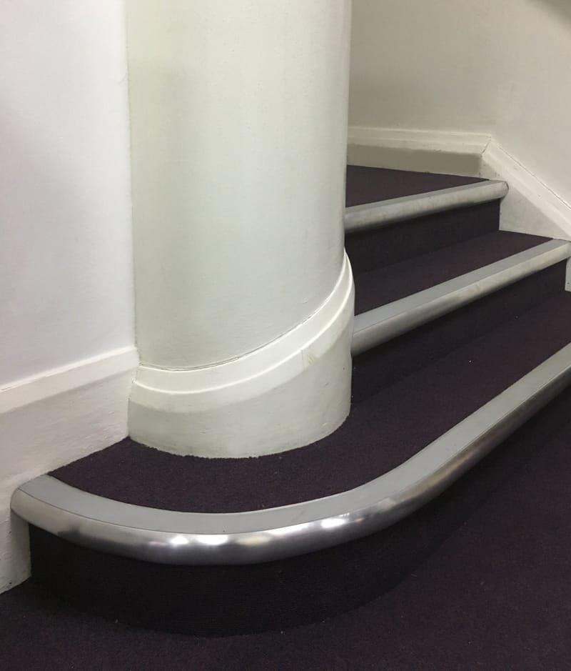 Ashford School Fabricated Curves