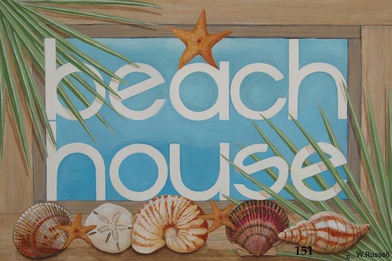 Coastal Beach House
