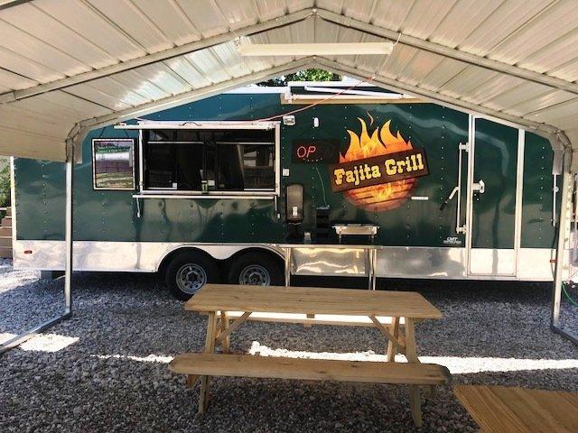 Fajita Grill Food Truck