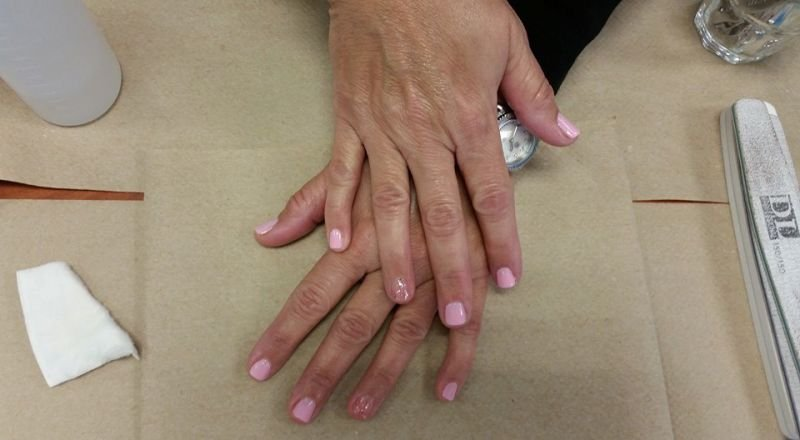 Manicures - Island Nails By Tania