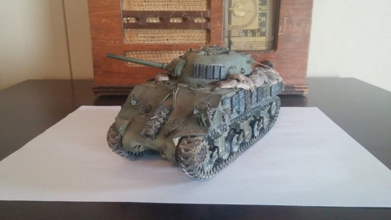 M4A2 USMC Sherman