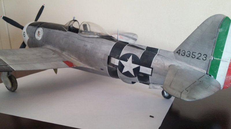 P-47D Mexican Air Force