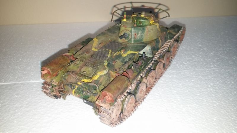 Type-97 Chi-Ha