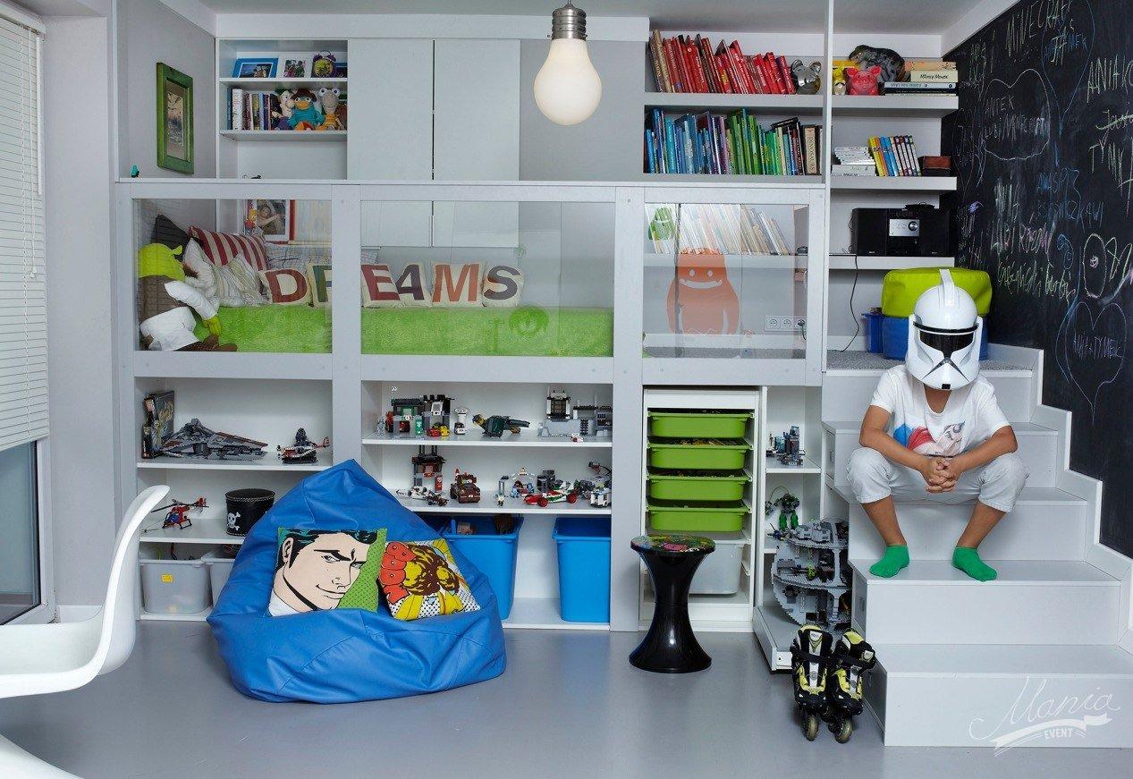 Superhero Bedroom Decor Ideas - home-improvement-blogs