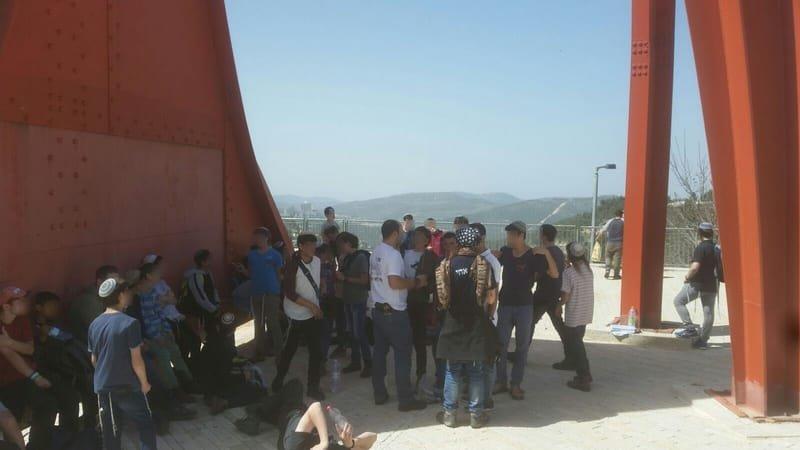 ניווט אתגרי כינור דוד הר הרצל - ירושלים
