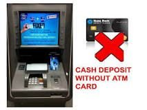 Image result for how to deposit without atm card