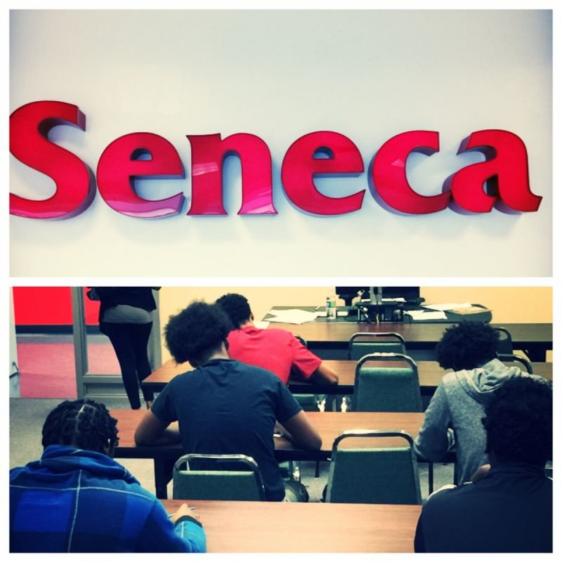 Seneca Entrance Tests For Generation Chosen Hopefuls