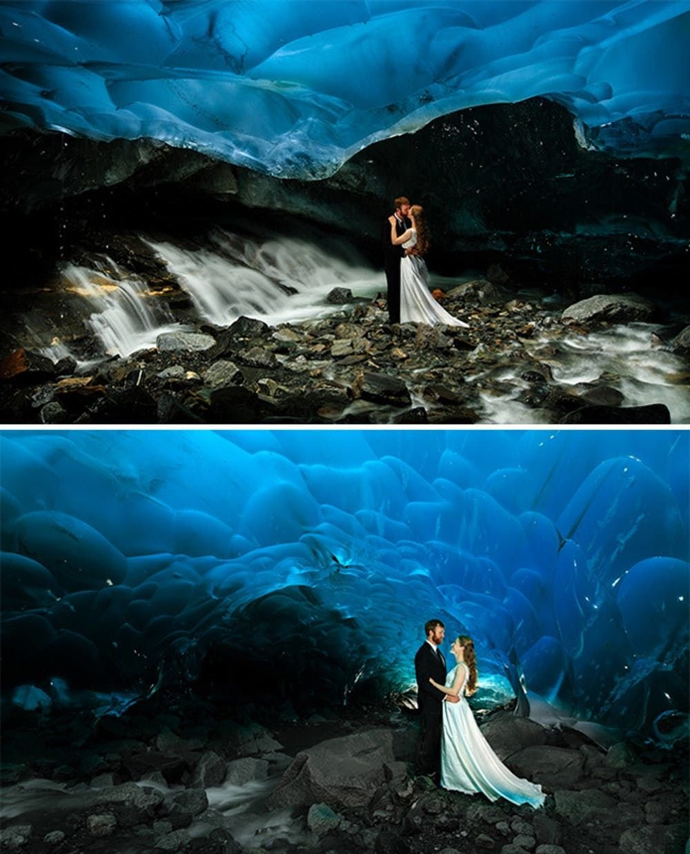 Alaskan Ice Cave