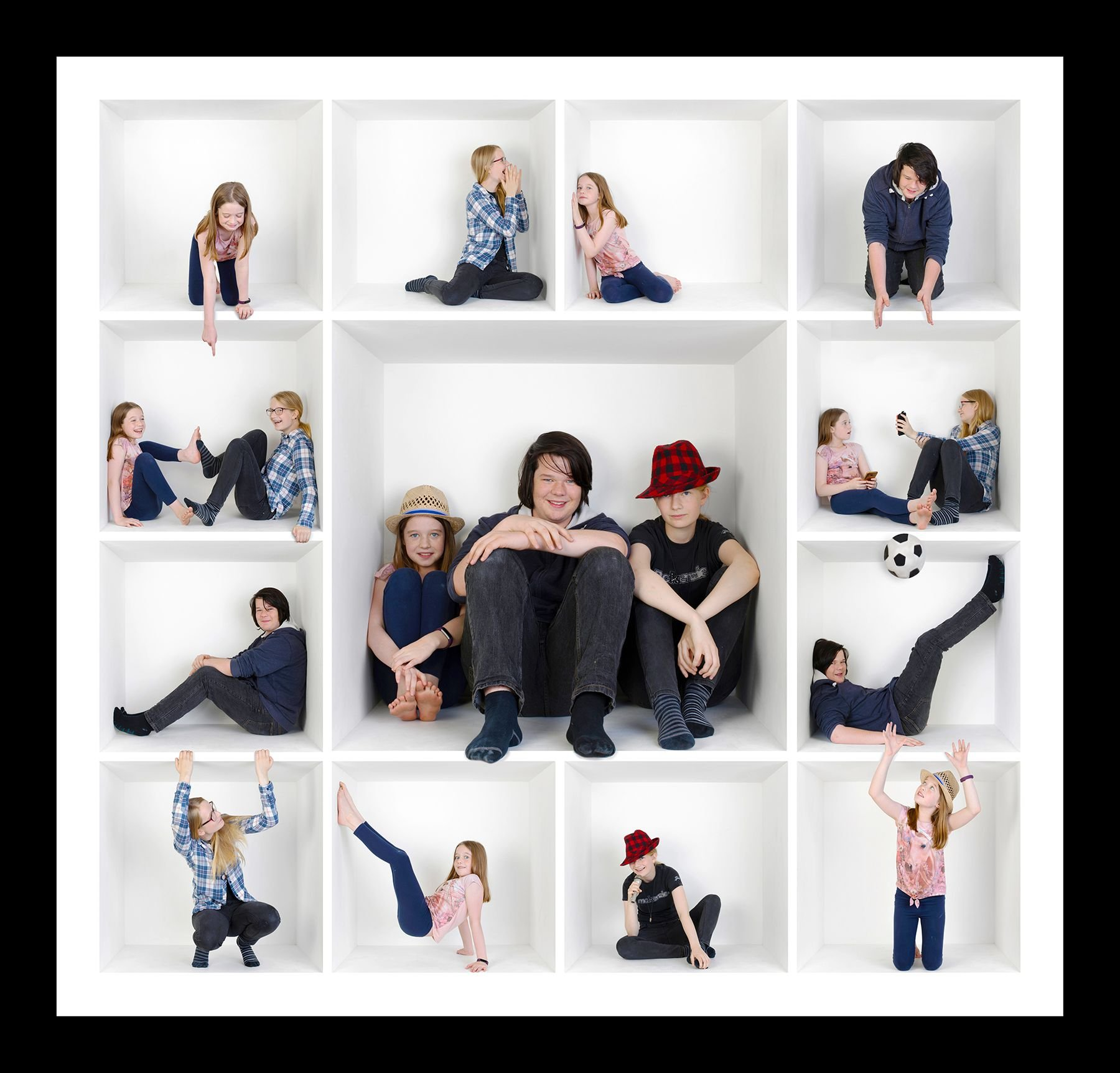 The Box Collection - Fun Portrait Photos in Bedford ...
