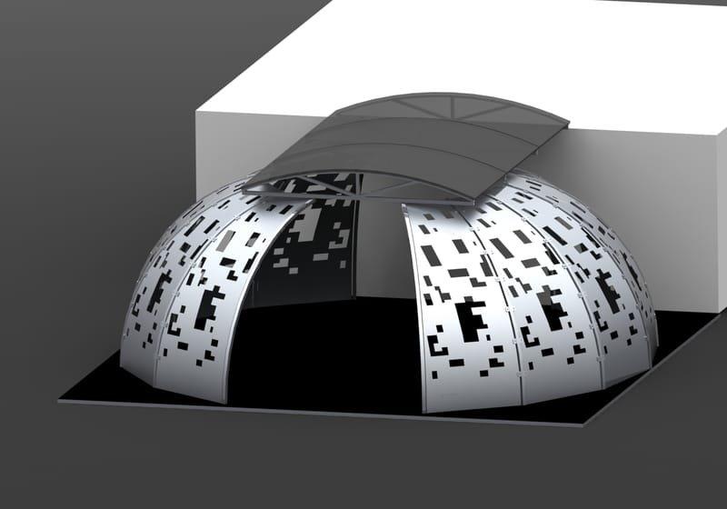 תיכנון ועיצוב מרכז מבקרים