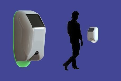 עיצוב מוצר מערכת שליטה דיגיטלית לשרותים