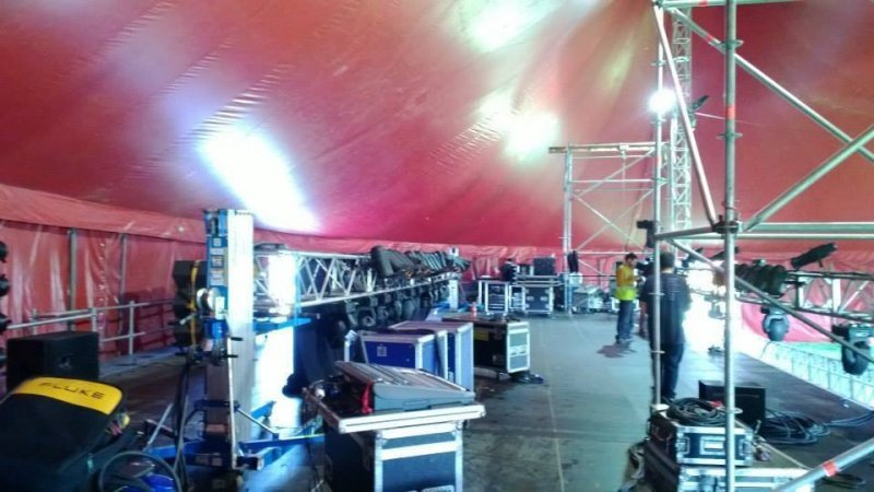 Cosby Stage, Electric Picnic - Stradbally Hall, Co. Laois