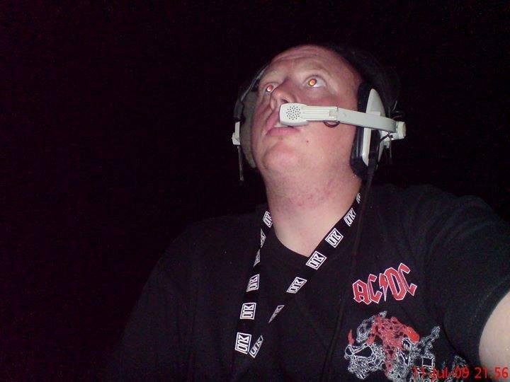 Spotlight Operator AC/DC Gig - 3 Arena, Dublin