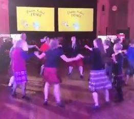 Happy 70th birthday Edinburgh Fringe