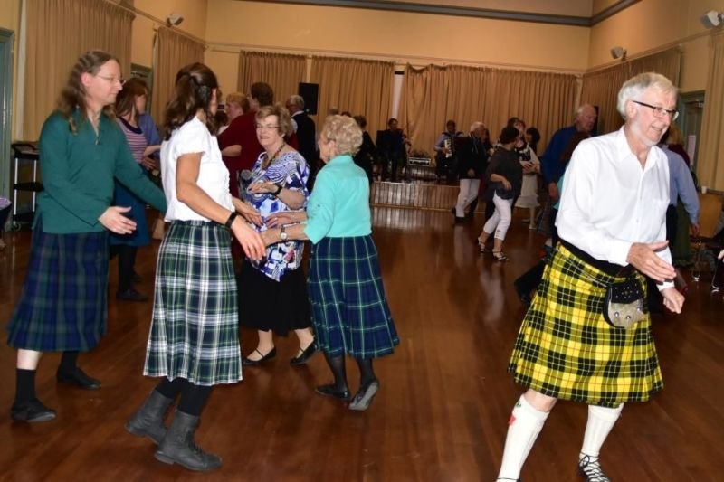 Dance Scottish