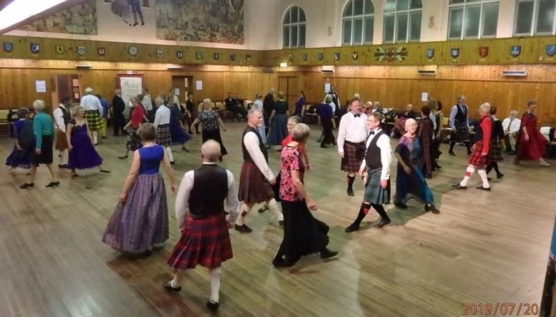 Dance Scottish Adelaide