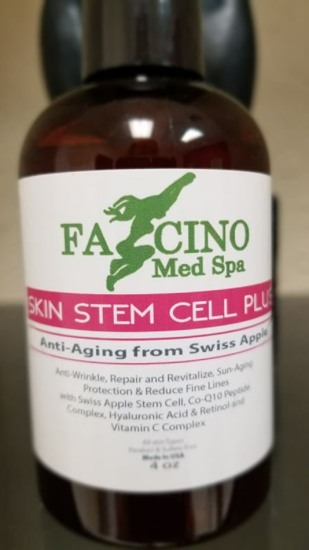 ANTI-AGING SKIN STEM CELL PLUS SERUM FROM SWISS APPLE
