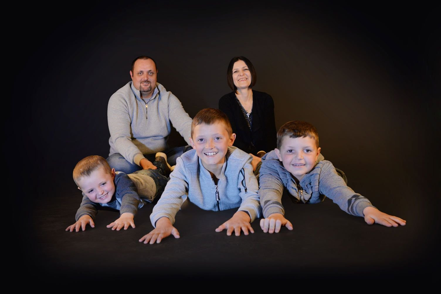 Family photography by Swanphoto